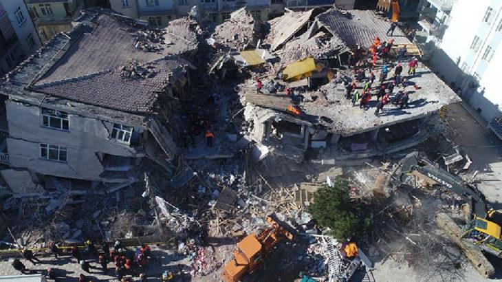 'Enkaz fotoğrafı' ihalesi AKP il yöneticisinin şirketine gitti