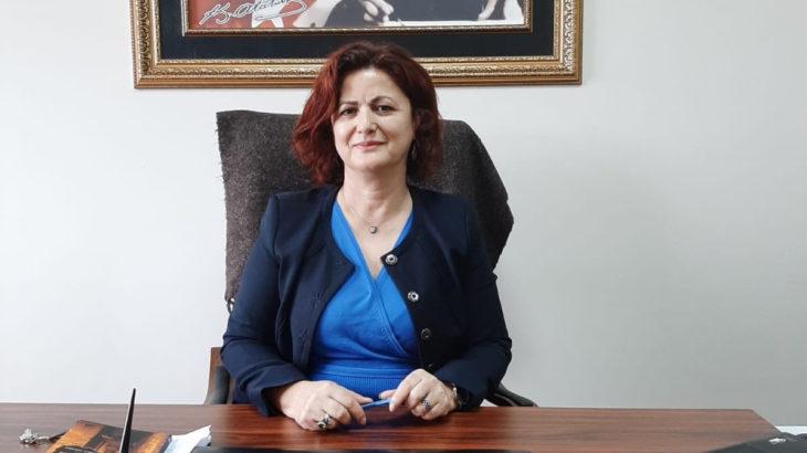 TKH'den Ayşe Sarısu Pehlivan'a destek açıklaması: Yaşam hakkını savunmak meşrudur!