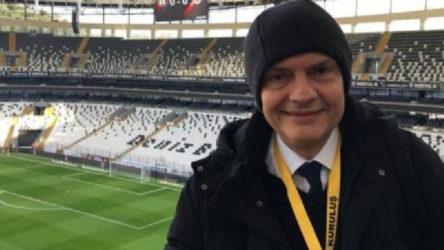 Ercan Taner salgın nedeniyle istifa etti
