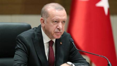Erdoğan telekonferansla