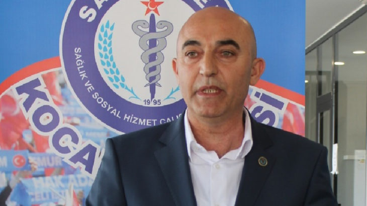 Sağlık-Sen: Sağlıkçıyı yaşatmayan virüs ise çalışanlara vefasızlık yapan da Sağlık Bakanlığıdır