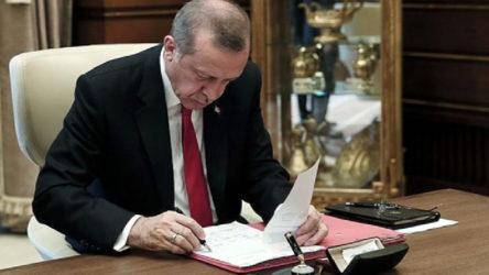 Erdoğan imzaladı: TCDD, İŞKUR ve bakanlıklarda görevden almalar