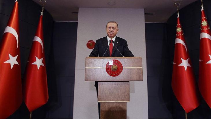 Erdoğan: Sürekli yalan söyleyerek siyaset yapılmaz