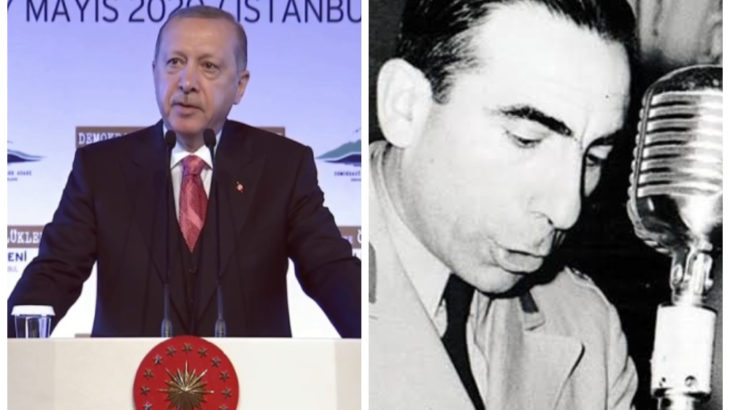 Erdoğan: Tarihi değiştiremeyiz ama doğru yorumlanması için hatırlanma biçimini şekillendirmek elimizdedir