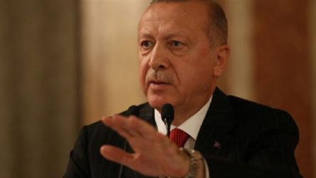 Erdoğan'dan 4 CHP'li isim için suç duyurusu