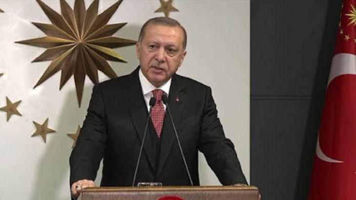 Erdoğan: Bu faşist zihniyete meydanı bırakmayacağız
