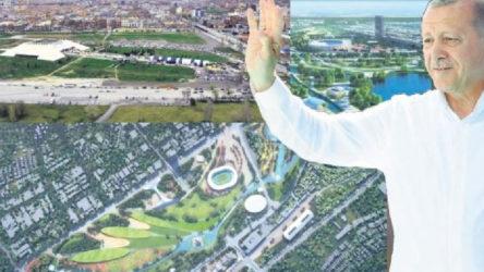 AKM'deki Millet Bahçesi projesine iptal davası