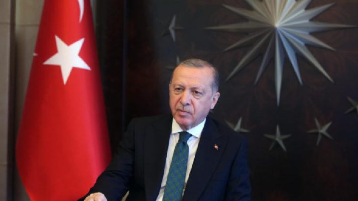 Erdoğan'dan hakim ve savcılara: İçinizde çok para kazanmak isteyen varsa yanlış mesleği seçmiştir