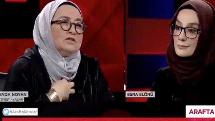 Esra Elönü: Konuğumun ifadelerine müdahale etmem gerekirdi