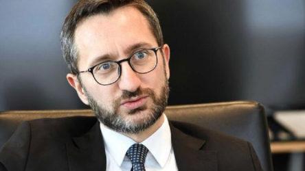 Fahrettin Altun'dan 'koronavirüs ilacı' açıklaması