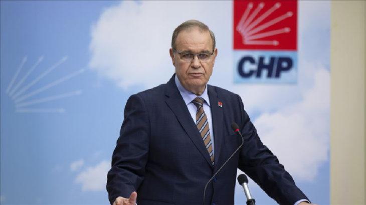 CHP Sözcüsü: Milletimiz 'kahrolsun istibdat, yaşasın hürriyet' demeyi de çok iyi bilir