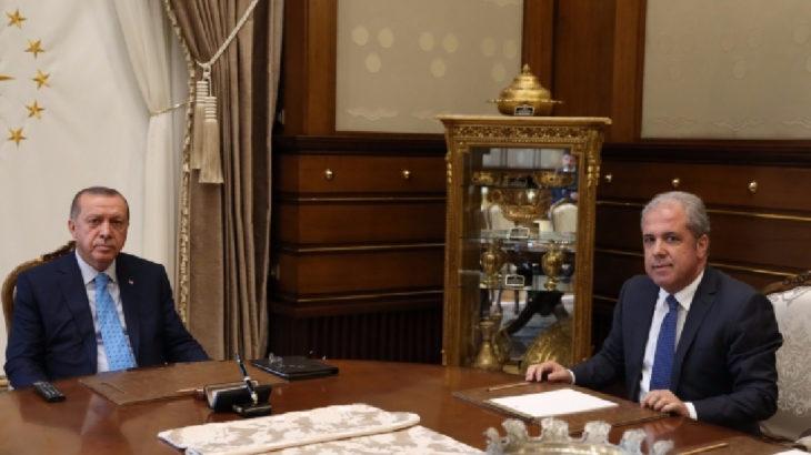 AKP'li Şamil Tayyar'a partisinde yeni istihdam