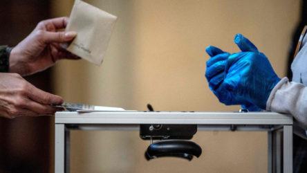 Fransa'da salgın nedeniyle ertelenen yerel seçimlerin ikinci turu 28 Haziran'da yapılacak