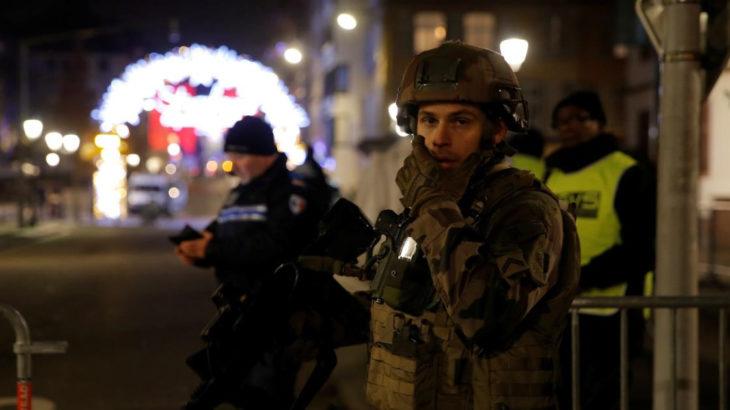 Fransa'da silahlı saldırı: 3 kişi öldü