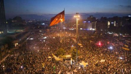 Gezi Direnişi selamlanıyor: 21.00'da, alkışlar ve direniş şarkılarıyla...