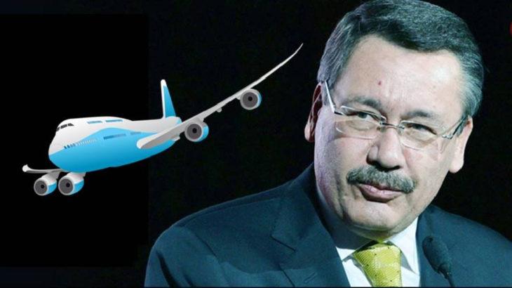 Gökçek'in uçaklarına Ankara Büyükşehir Belediyesi'nden suç duyurusu