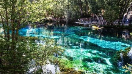 Sivas Valiliği doğal sit alanı olması beklenen Gökpınar Gölü'nü ranta açtı