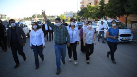 Gözaltına alınan Batman HDP İl Eşbaşkanları serbest bırakıldı