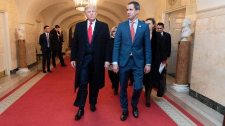 Maduro: Guaido, darbe girişimini Beyaz Saray'da planladı