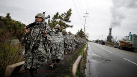 KDHC: Güney Kore'nin askeri tatbikatı büyük bir provokasyon