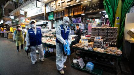 Güney Kore'de yeni dalga endişesi: Bir günde 40 yeni koronavirüs vakası görüldü