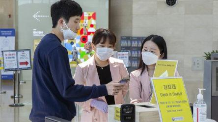 Güney Kore'de daha katı sosyal mesafe önlemleri getirildi