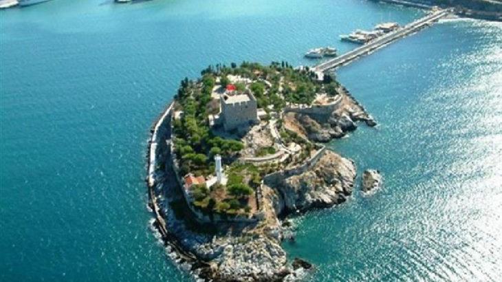 Güvercinada Kalesi, UNESCO Dünya Mirası Geçiçi Listesi'ne alındı
