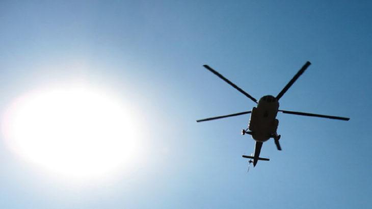 70 yaşındaki adam karantinadaki koronavirüs hastalarını serbest bırakmak için helikopter çalmaya kalktı