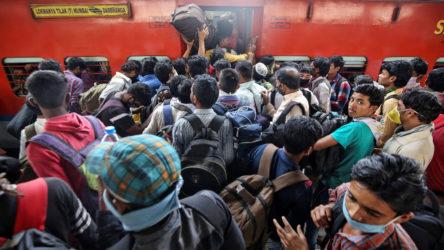 Hindistan, 1 milyon vaka çıtasını aşan üçüncü ülke oldu