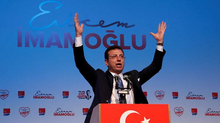 İmamoğlu: Atatürk'ün vasiyeti olan Fatih Sultan Mehmet heykelini yapacağız