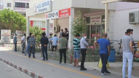 İntihar eden mermer ocağı işçisinde koronavirüs tespit edildi: 120 kişi karantinaya alındı