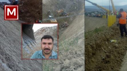 Limak'ın Beypazarı Barajı inşaatında iş cinayeti
