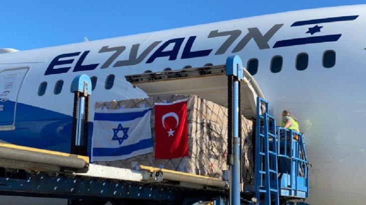 İsrail'den 13 yıl sonra ilk kez Türkiye'ye sefer