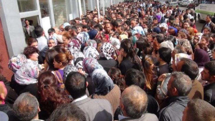 Salgınla birlikte Türkiye: 4 kişiden 1'i temel ihtiyaçlarını karşılayamaz halde