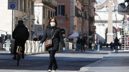 İtalya'da da alarm: Günlük vaka sayısı ilk kez 21 bini aştı!