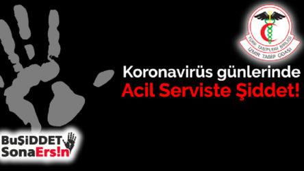 İzmir'de hekime şiddet ve ölüm tehdidi