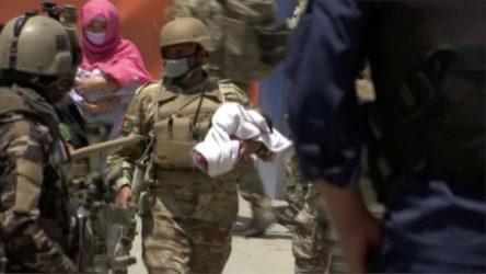 Kabil'de kadın doğum hastanesine saldırı