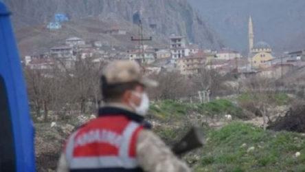 Köylerde vakalar arttı, ilçe tamamen karantinaya alındı