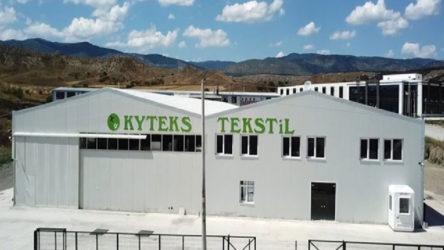 Kastamonu Tosya'da tekstil fabrikası kapatıldı: 230 işçi karantinada