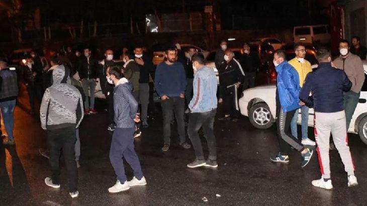 Kayseri'de İbrahim Gökçek'in cenazesine saldıran faşistler: