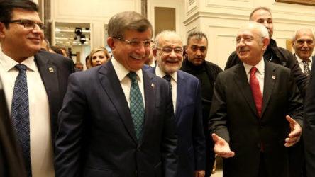 CHP'den Babacan ve Davutoğlu'na seçim desteği