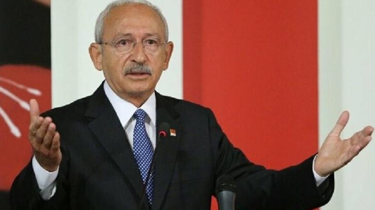 Kılıçdaroğlu: 'CHP sağa kaydı' diyorlar, nasıl kayıyor?