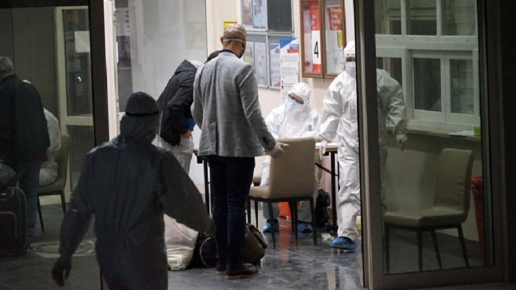 Maden ocağında koronavirüs vakaları: 117 işçi karantinaya alındı