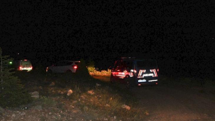 Konya'da poşetle toprağa gömülmüş bebek cesedi bulundu