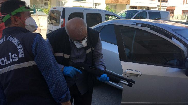 Konya'da cezaevinden izinli çıkıp, boşanma aşamasındaki eşini vurdu