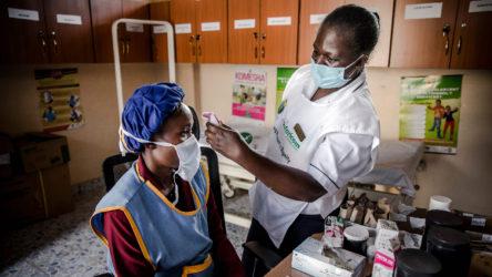 DSÖ: Önlemler işe yaramazsa Afrika'da bir yılda 190 bin kişi ölebilir