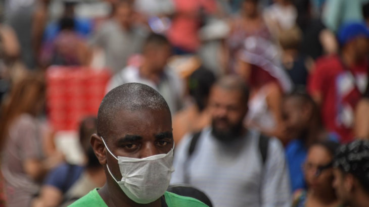 Brezilya'da koronavirüs kaynaklı ölümler 20 bini geçti