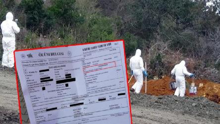 Koronavirüsten hayatını kaybeden İBB çalışanının ölüm raporuna 'bulaşıcı hastalık' yazıldığı ortaya çıktı