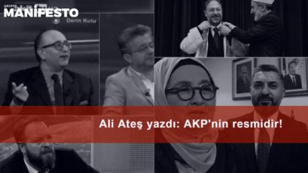 AKP'nin resmidir!