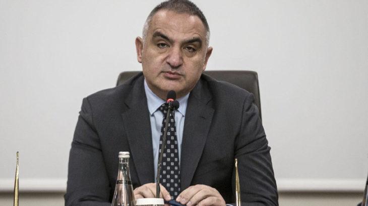 Kültür ve Turizm Bakanı Ersoy'dan açıklama: Bir terslik olmazsa 28 Mayıs gibi iç turizm hareketiyle inşallah turizm başlar